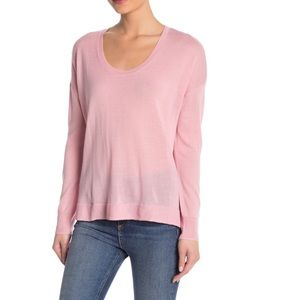 NWT Madewell Southstar Pullover Sweater Pink